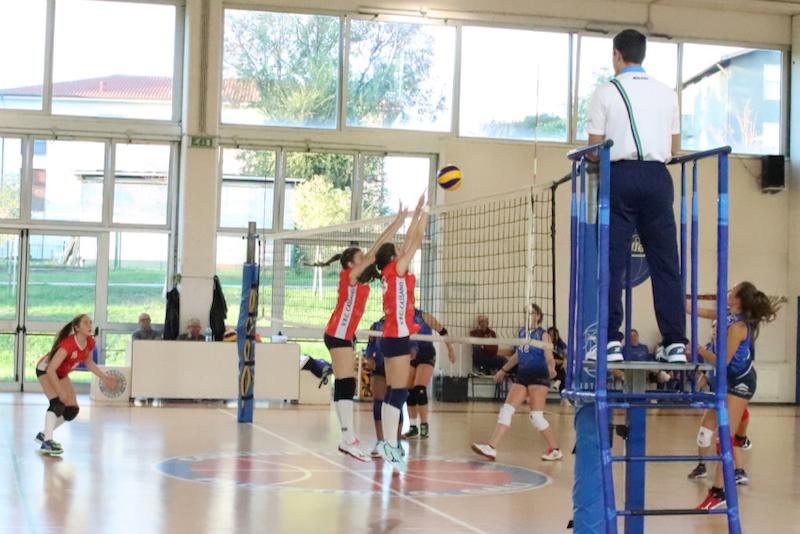 U16: New volley Uboldo Sara Assicurazioni – VBC 16 Blu 3-0