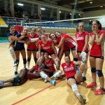 U18 Pallavolo saronno– Re max Cassarino 0-3