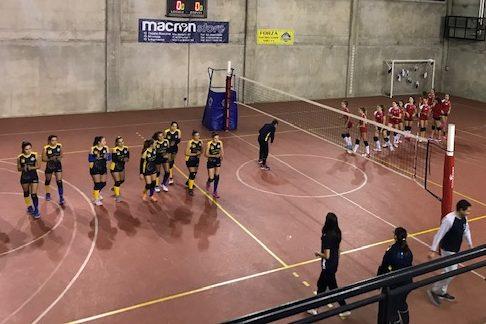U14 Union oratori Castellanza – VBC Cassano 0-3
