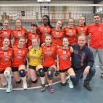 VBC CASSANO U16 – Alba Volley 0 – 2 (21 – 25/ 10 – 25)