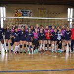 VBC CASSANO – VDC Volley Academy 2 – 0 (25-17/25-18)